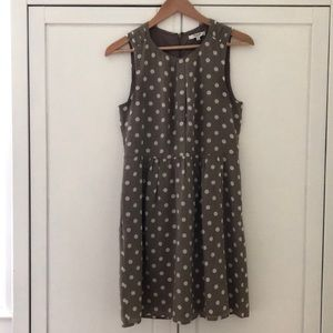 Madewell Polka Dot dress